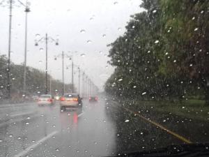كمية الامطار التي هطلت خلال اليومين الماضين تعادل الشهرين