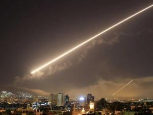 قتلى وجرحى في قصف اسرائيلي على سوريا