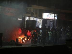 الهلال الأحمر : 5 إصابات خلال مواجهات مع قوات الاحتلال في الماصيون برام الله
