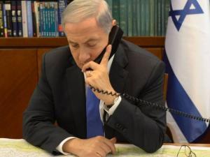 نتنياهو يجري تقيماً أمنياً عبر الهاتف مع قادة الجيش