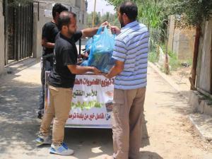 مبادرون من غزة