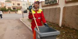قصة عاملة نظافة مغربية.. من كنس الشوارع إلى ملكة جمال