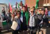فلسطين  تشارك في مارثون أمستردام  الدولي