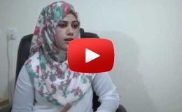 Embedded thumbnail for منال أبو علي تتمرد على أدوار المرأة التقليدية
