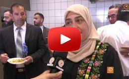 Embedded thumbnail for مذاق الحلويات الدمشقية ينعش الأسواق الفلسطينية!